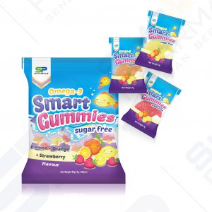 SP Naturals Omega-3 Smart Gummies