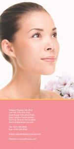 SP Naturals Sakura Peach Collagen Pamplet 4