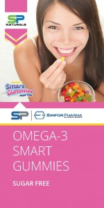 SP Naturals Smart Gummies 1