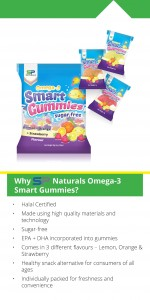 SP Naturals Smart Gummies 3