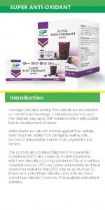 SP Naturals Super Anti-Oxidant 2