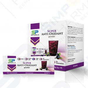 SP Naturals Super Anti-Oxidant