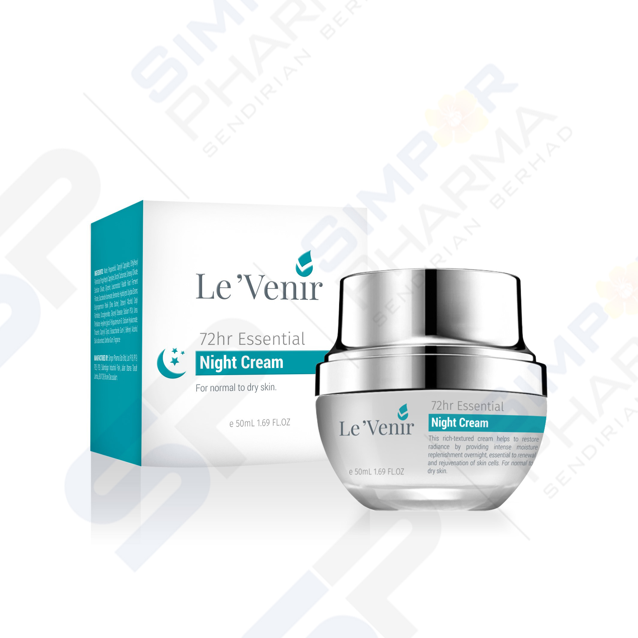SP LeVenir Night Cream