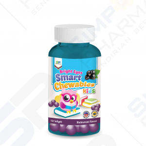 SP Naturals Bright Eyes Smart Chewables