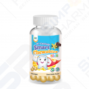 SP Naturals Hi-Calcium Smart Chewables